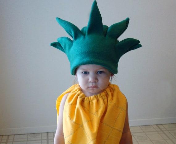 baby kost m halloween obst essen ananas kost m kleinkind. Black Bedroom Furniture Sets. Home Design Ideas