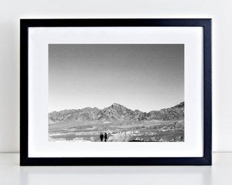 Travel Photography, Landscape Photography, Digital Download, Wall Art, Fine Art Prints - Zabriskie Point 4.0