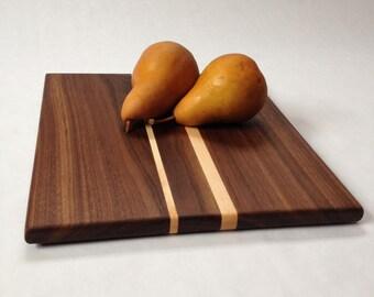 Wood Cutting Board, Walnut Wood,Maple Wood 161101