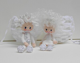 2- Crochet Pattern Special Deal, Buy the Crochet Doll Smilla Pattern and the Crochet Doll Lasse Pattern for Euro 7.50