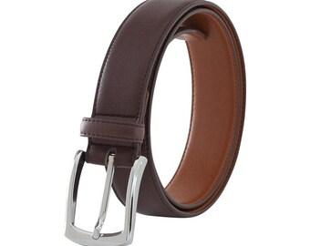 Professional 2 - Polished Chrome Belt - Vegan