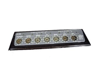 Bakelite Vintage Lightening Adding Machine - 1940s Bakelite Counting Machine - Vintage Calculator - Desk Accessory - Office Equipment