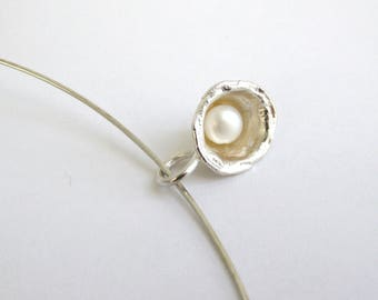Necklace 'Oyster'