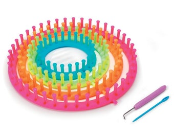 1171-58 DARICE-Easy Knitting Loom Set