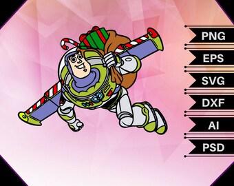 Buzz Christmas,Toy Story Christmas,Toy story vector,toy story svg,Buzz vector,Buzz svg,Buzz clipart,Buzz invitation,Buzz gift,Buzz printable