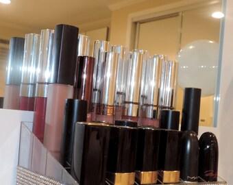 Rhinstone Lipstick Organizer 24 Slots