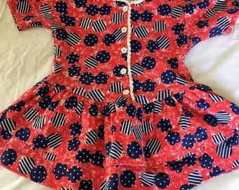 Vintage Health-tex Dress