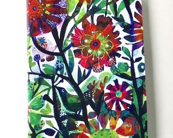 Este MacLeod's Hummingbirds Two A5 premium notebooks.