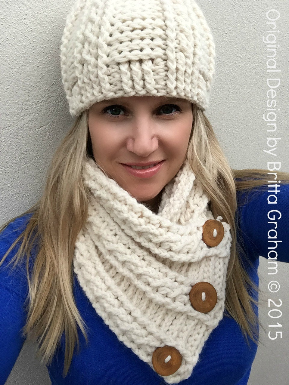 Cabled scarf crochet pattern for chunky yarn fisherman neck zoom bankloansurffo Image collections