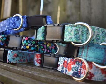 "1"" Martingale Dog Collars"