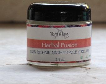 Herbal Fusion Skin Repair Night Cream 70gm