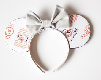 BB8 Mouse Ears / Star Wars