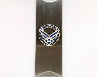 Air Force Wings Bottle Opener
