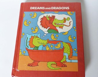 Dreams And Dragons 1978 School Reader Harper And Row