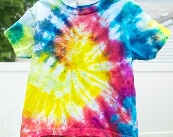 Classic Tie Dye Toddler/ Youth T-shirt