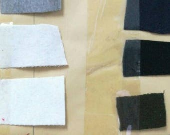 wool fabric for part of wool coat