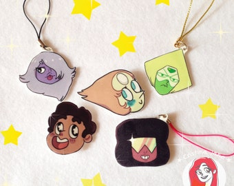 Steven Universe - Brooch or Charm!