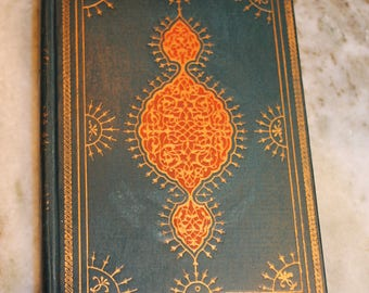 Antique Book 1900 The Vicar of Wakefield by Oliver Goldsmith Henry Altemus Philadelphia Publisher