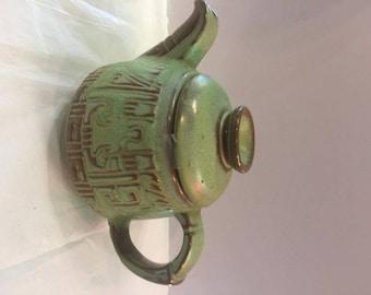 Two cup Frankoma tea pot