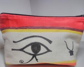 Kit school or Egyptian Symbol makeup