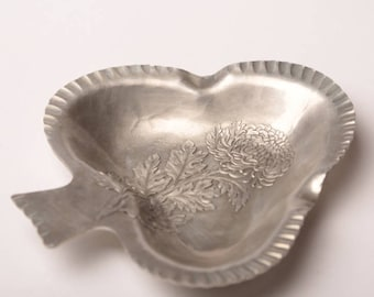 Cover & Chrysanthemum Trade Continental Ash Tray Trinket Dish
