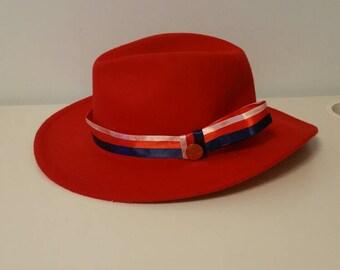 SALE Marvel Agent Margaret Peggy Carter Red Hat Costume Cosplay