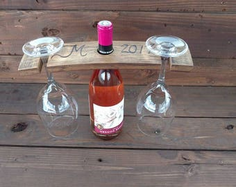 Wine Glass Stand