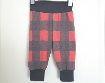 Baby and toddler cuff pants for boys and girls