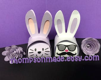 Bunny Gift Box, Easter Favour, Easter Basket, Easter Decorations, Easter Egg, Easter Bunny, Easter Gift Bag, Easter Table, Easter Bunny Egg