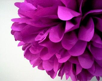 PRUNE du papier de soie pom nella la chevalier princesse fête décorations violet premier anniversaire bébé douche nuptiale fiesta mexicaine spa allée arch Eid