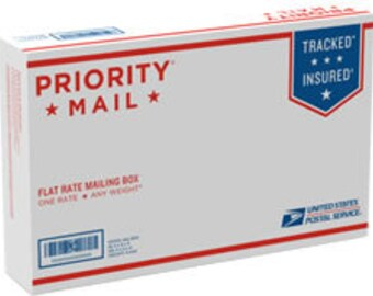 Upgrade to Domestic Priority Mail