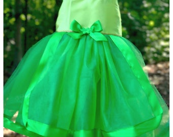 Green Fairy Godmother Costume: pink blue also available, Sleeping Beauty, tutu dress, cape, halloween costume, parks vacation, meet & greet