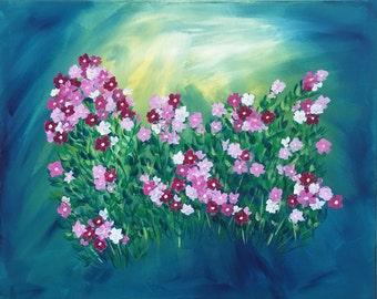 Heaven's Carnations