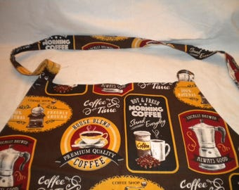 Chef's Apron for the Coffee Lover