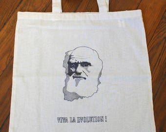 Bag Tote bag Darwin evolution