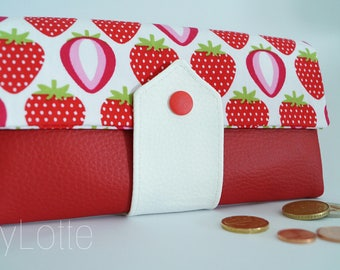 Wallet - Strawberry