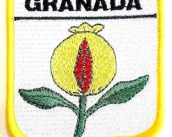 Granada Embroidered Patch
