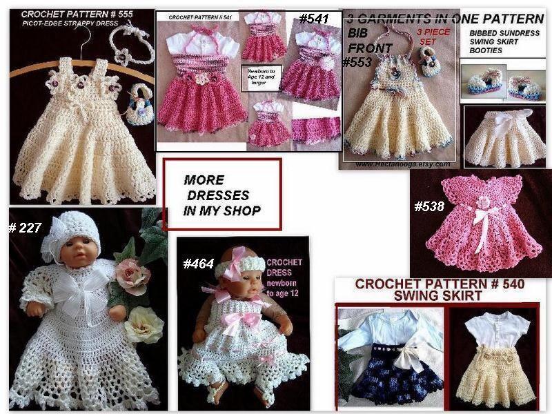 Contemporary Crochet Pattern Baby Dresses Embellishment Blanket