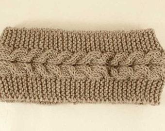 Testa di banda di 50 per cento acrilico lana 50 per cento a maglia in Italia