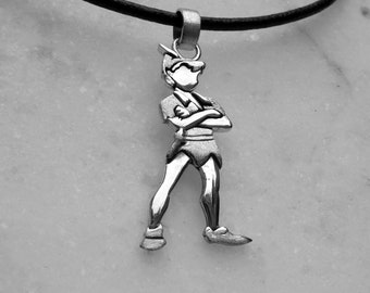 Peter Pan Pendant