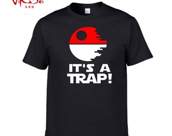 Pokemon Pokeball: Its a Trap! T-Shirt