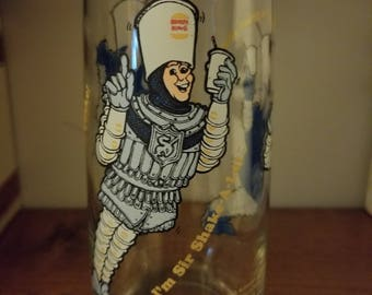 1979 Burger King Collector Series Glass