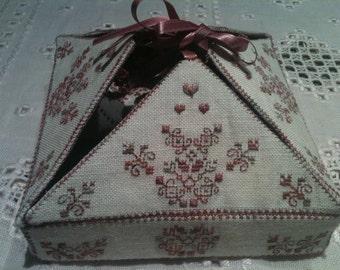 The Secret Sewing Box