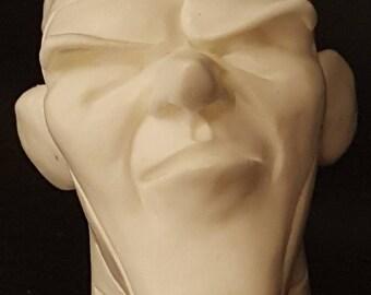Unpainted Dirk Head (Dragon's Lair)