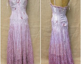 Amethyst gown
