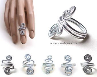 Foot ring or knuckle ring