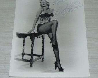 Authentic Vintage Marilyn Monroe Signed Autographed Photograph