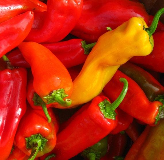 Sweet Sunset Pepper