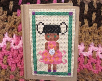 Brown Book Girls: Flower Girl