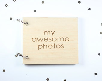My awesome photos 4X4 photo book